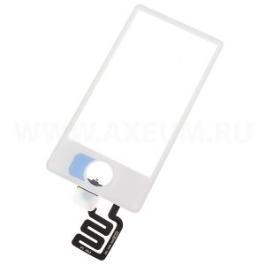 Сенсор Apple  IPod Nano 7 gen. белый